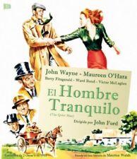 El Hombre Tranquilo (Blu-ray) - The Quiet Man