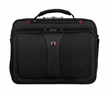 """WENGER Legacy 16"""" Laptop Briefcase Umhängetasche Bürotasche"""