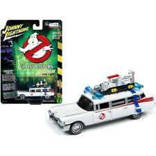 Ghostbusters Model 8cm Car ECTO-1A Version 1984 Scale 1:64 Johnny Lightnining