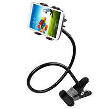 Universal Cell Phone Holder Lazy Bracket Flexible Gooseneck Stand For Bed Desk
