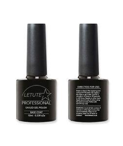 LETUTE™ Base Coat - Professional UV/LED Soak Off Nail Gel Polish 10ml