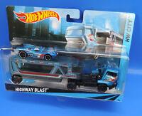Mattel Hot Wheels Hw City BWD51 Premium Squadra Cars Autostrada Blast