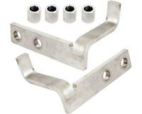 TonyKart / OTK (Euro) Black Rear Plastic Bumper Saver Set UK KART STORE