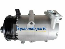 New A/C Compressor For Ford Focus 2.0 ,C-MAX,kuga,VOLVO S40 C70