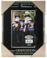 1 Graduation Follow Your Dreams Congratulations 4X6 In Picture Frame With Tassel