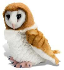 Barn Owl Plush Stuffed Soft Toy 30cm CuddleKins by Wild Republic