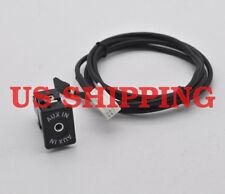AUX auxiliary cable socket set Dash female For Suzuki SX4 Grand Vitara 2007-2010