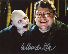GUILLERMO DEL TORO Authentic Hand-Signed 8x10 Photo the director Shape of Water