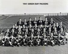 1941 GREEN BAY PACKERS 8X10 TEAM PHOTO FOOTBALL NFL PICTURE