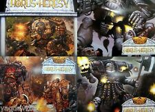 LOT 13 CARTE C LOYALISTE HORUS HERESY JCC WARHAMMER 40K