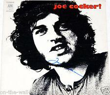 JOE COCKER HAND SIGNED AUTOGRAPHED JOE COCKER! ALBUM! WITH PROOF + C.O.A.!