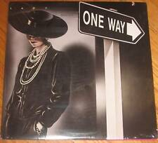 ONE WAY - LADY   - SEALED VINYL LP