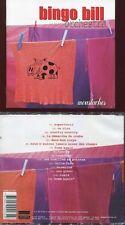 """BINGO BILL ORCHESTRA """"Moustaches"""" (CD) 2000"""