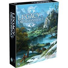 Fantasy Flight Games Ffgora01 Legacy of Dragonholt Mixed Colours