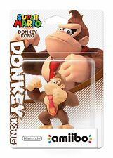 amiibo Donkey Kong (Super Mario Collection) - BRAND NEW & DIRECT FROM NINTENDO