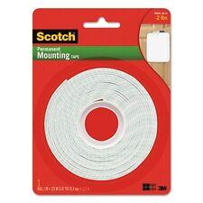 Scotch Permanent High-Density Foam Mounting Tape - 112L