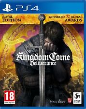 Kingdom Come Deliverance Royal Edition | PlayStation 4 PS4 New