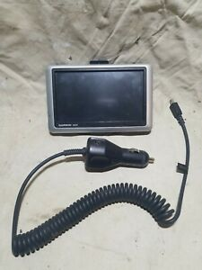 Garmin Nuvi 1450 5-inch Portable GPS Navigator Unit Black Silver