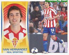 05 IVAN HERNANDEZ ESPANA REAL SPORTING STICKER ESTE LIGA 2010 PANINI