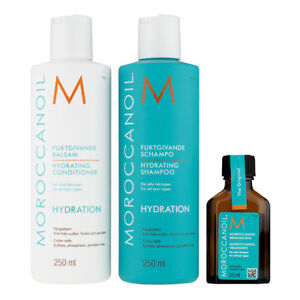 Moroccan Oil Hydration Shampoo  Conditioner   Mask Best For Hydration All type H