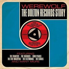 Werewolf - The Dolton Records Story 1959-1962 2CD NEW/SEALED