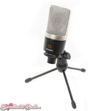 Artesia Amc-10 Condenser Studio Microphone with Stand Xlr Cable