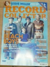 Record Collector magazine Aug '21 The Beach Boys, Eddy Grant, Maggie Bell & more