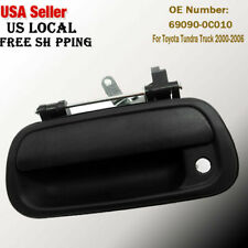 Tailgate Handle Liftgate Latch Handle with Keyhole for Toyota Tundra 69090-0C010