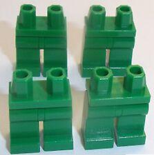 Lego Green Legs x 4 for Miinifigure