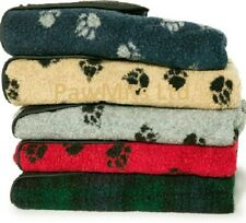 SHERPA FLEECE BLANKETS  - (S / M / L) - Danish Design dd PawMits Dog Bed Blanket