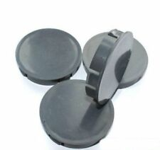 4 X ALLOY WHEEL CENTRE HOLE CAPS 55 / 60 mm FOR LAND ROVER OUTLANDER...NEW.