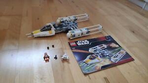LEGO StarWars Y-wing Fighter (7658)