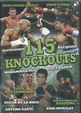 Boxeo DVD-115 KNOCKOUTS- NEW