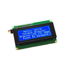 Geekcreit IIC I2C 2004 204 20 x 4 Character LCD Display Module Blue For Arduino