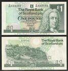 SCOZIA / SCOTLAND - 1 Pound 1999 UNC Pick 351d