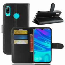For Huawei P30 Lite Wallet Leather Case Flip Book Cover Pouch with Card Pocket