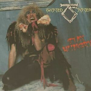 Twisted Sister CD Stay Hungry