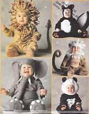 Infant's Costume Sewing Patterns