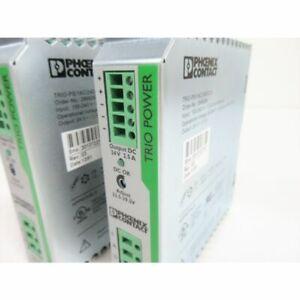 Phoenix Contact Power Supply TRIO-PS/1AC/24DC/2.5 - 2866268