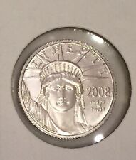 2008 $10 Platinum Eagle