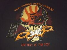 Five Finger Death Punch Shirt ( Used Size 2Xl ) Very Good Condition!