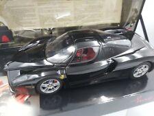 BBR 1/18 Ferrari Enzo Diecast OPENING GLOSS BLACK VERY RARE COLOR!!!! LTD 1507