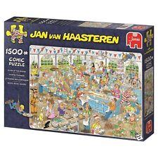 Jan van Haasteren Puzzle Backe Backe Kuchen 19077 Jumbo 1500 Teile  NEU OVP