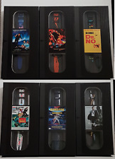 SWATCH THE 2020 JAMES BOND Collection - Complete Set of 6 watches - 007