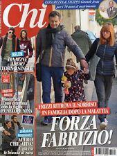 Chi 2017 49  Fabrizio Frizzi,Maria Pia Calzone,Kate Moss, Silvia Salemi,Belen
