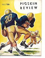 1952 USC Southern California-Army Program Trojans Blank Cadets GEM!!