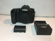 Canon EOS 7D 18.0MP Digital SLR Camera Body - Shutter 59,382