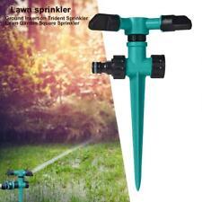Garden Lawn Sprinkler 360 Degree Yard Plants Flowers Water Irrigation Tool