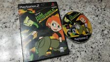 KIM POSSIBLE WHAT'S THE SWITCH --- PLAYSTATION 2 PS2 w/ Original Box