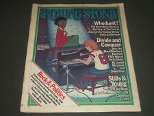 1976 SEPTEMBER 9 ROLLING STONE MAGAZINE - CAMERON CROWE ARTICLE - O 7628